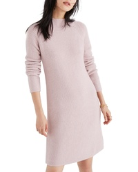 14101b136a5 Madewell Northfield Mock Neck Sweater Dress