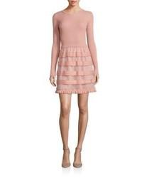 RED Valentino Virgin Wool Sweater Dress