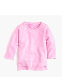 J.Crew Girls Gart Dyed Sweatshirt
