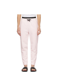 Fendi Pink Logo Waistband Lounge Pants