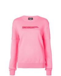 Calvin Klein 205W39nyc Embroidered Text Sweatshirt