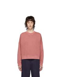 YMC Pink Almost Grown Sweatshirt