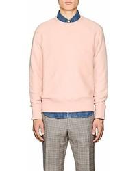 rag & bone Racer Cotton Sweatshirt