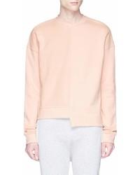 Safe Sunday X Lane Crawford Reverse Panel Asymmetric Sweatshirt