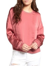 Satin sweatshirt medium 5034783