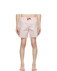 Burberry Pink Martin Swim Shorts