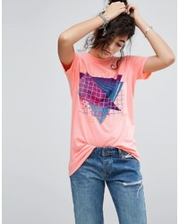 Asos T Shirt With Ultimate 80s Motif