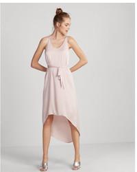 Express Hi Lo Tank Midi Dress
