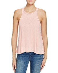 Free People Tank Rayon Slub Long Beach