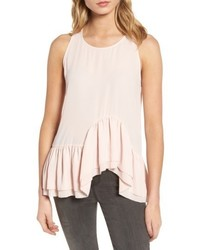 Wavy peplum tank medium 5361423