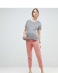 Asos Maternity Maternity Tailored Linen Cigarette Pants