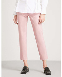 Theory Thaniel Stretch Cotton Trousers