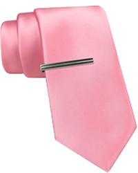 JF J.Ferrar Jf J Ferrar Solid Slim Tie