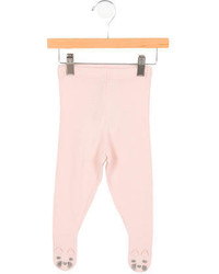 Stella McCartney Girls Embellished Wool Tights W Tags