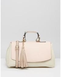 Oasis Contrast Tote Bag