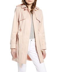 Cole Haan Signature Faux Trench Coat