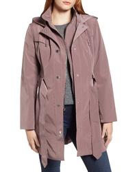 dc917cc5091c9 London Fog Hooded Trench Coat