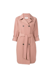 Peserico Midi Trench Coat