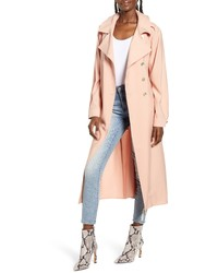 WAYF Noveau Trench Coat