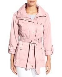 Techno short trench coat medium 3645103