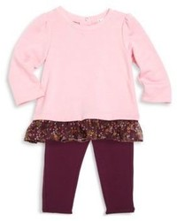 Splendid Babys Two Piece Top Pants Set