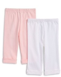 Little Me Ballet Bunny Cotton Pants