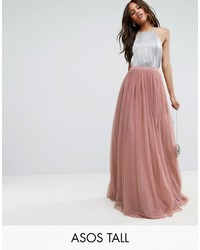 Asos tall asos tall tulle maxi prom skirt medium 5023428