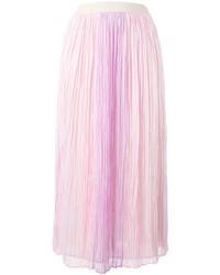 Agnona Tulle Midi Skirt