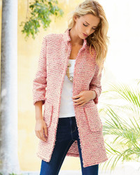 Neiman Marcus Boucle Jacket | Where to buy & how to wear