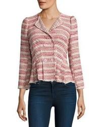 Optic tweed jacket medium 3733278