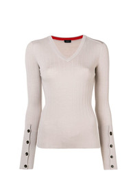 Joseph Ribbed Knit Jumper