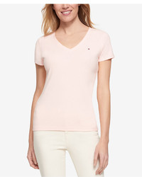 Tommy Hilfiger V Neck T Shirt Created For Macys