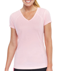 jcpenney Xersion V Neck Tee