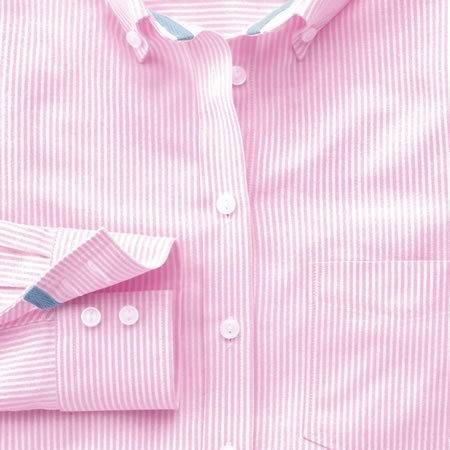 Pink Oxford Shirt Oxford Button Down Pink
