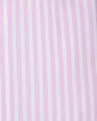 Ike Behar Gold Label Dobby Stripe Cotton Dress Shirt