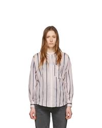 Isabel Marant Etoile Pink Satchell Shirt