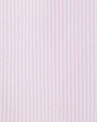 Brioni Rope Stripe French Cuff Dress Shirt Pink