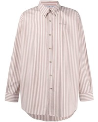 Acne Studios Striped Button Down Shirt