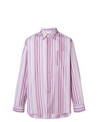 Marni Oversized Striped Shirt