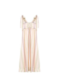 See by Chloe See By Chlo Bow Striped Dress