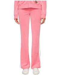 Juicy Couture Venice Beach Patches Microterry Del Rey Pants Casual Pants