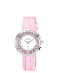 Armitron Strap Watch Pink