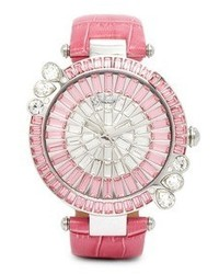 Galtiscopio Marguerite Crystal Dial Watch