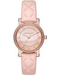 Michael Kors Michl Kors 28mm Petite Norie Rose Golden Watch