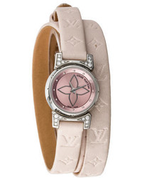 Louis Vuitton Tambour Bijoux Watch