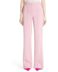 Adam lippes stretch cady wide leg trousers medium 3723188