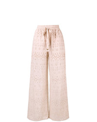 Zimmermann Drawstring Waist Trousers
