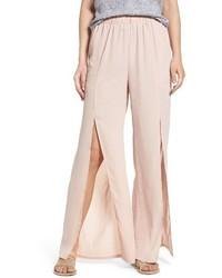 Mimi chica slit detail pants medium 4107434