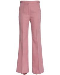 Rochas Cool Wool Flared Pants