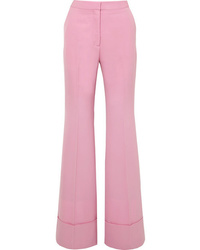 Stella McCartney Wool Twill Flared Pants